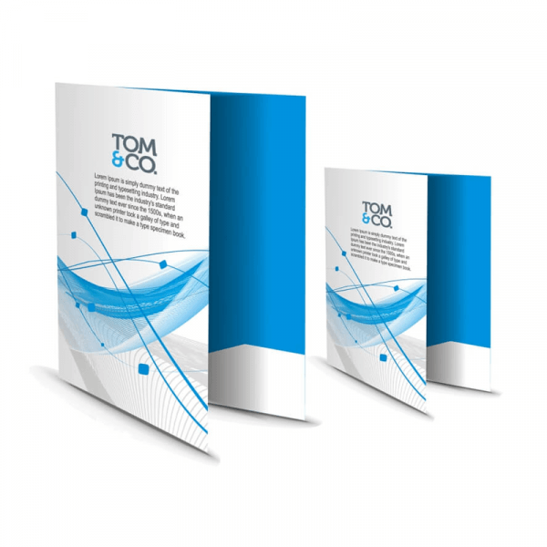 Printed-Presentation-Folders
