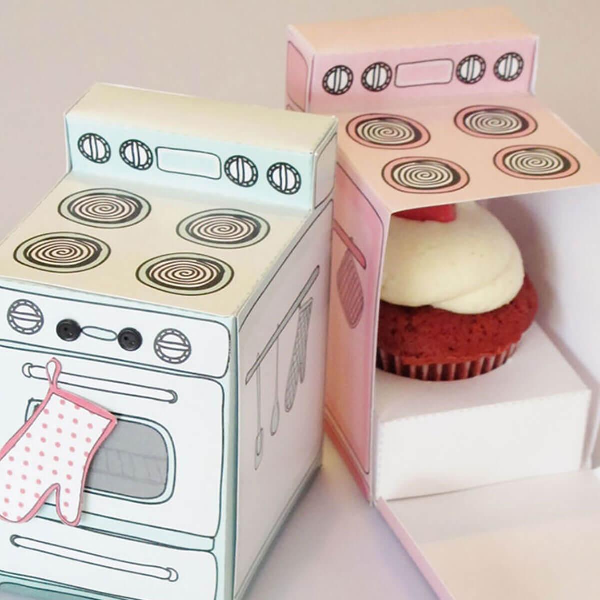 Cupcake-Packaging