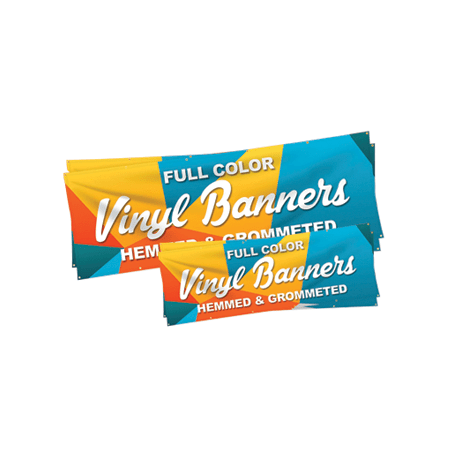 Vinyl-Banners