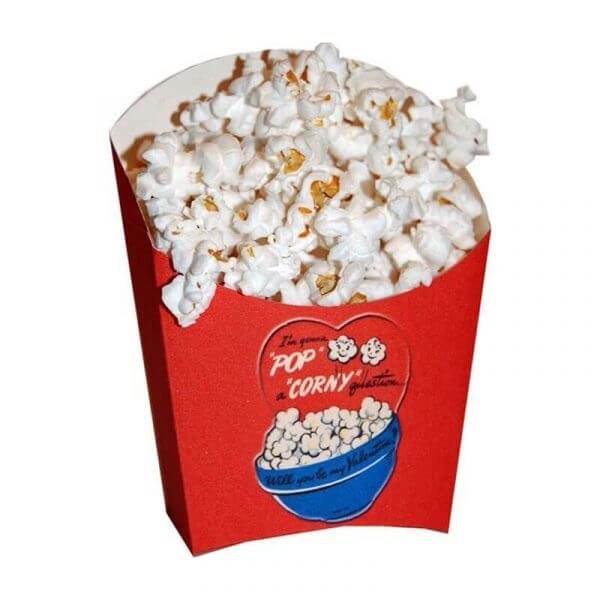 Popcorn-Packaging